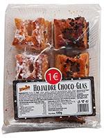 HOJALDRE CHOCO y GLAS 180gr.  MELS