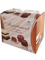 Bombon estuche 3 Chocolat 75g.  TESSAY