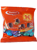 BOMBONES Surtido BOLSA 100gr  DULCINEA