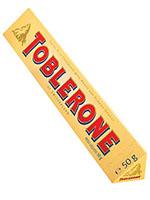 OFERTA  TOBLERONE LECHE 50 gr. C 590