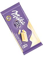 Chocolate BLANCO 100 gr.  MILKA