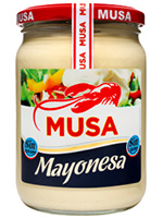 MAYONESA 450ml.  MUSA