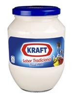 MAYONESA REGULAR  450  ml.  KRAFT