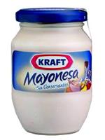 MAYONESA REGULAR 250 ml.  KRAFT