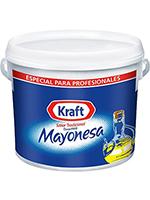 MAYONESA Cubo 3 7 Lt.  KRAFT