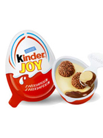 KINDER JOY BLANCO T.1* 72