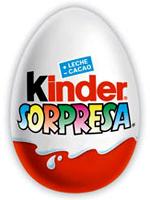 KINDER SORPRESA T.1  FERRERO