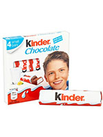 KINDER T.4 Chocolate  FERRERO