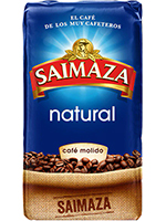 CAFE Natural MOLIDO 250gr.  SAIMAZA