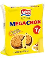 EURO MEGACHOCK 2x180gr.  ARLUY