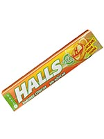 Caramelos HALLS CITRICO  VITAL C 20 PacK