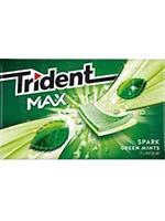 TRIDENT MAX SPEARMINT 23 gr.