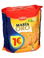EURO GALLETA MARIA ORO 400 gr. CUETARA