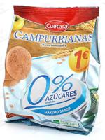 CAMPURRIANAS % Azucares 150gr.  CUETARA