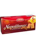EURO  NAPOLITANAS 213 gr.  CUETARA