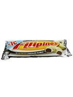 EURO FILIPINOS C/choco BLANCO 100 35gr.