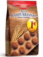 MINI CAMPURRIANAS 300gr.  CUETARA