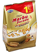 EURO MINI MARBU DORADA bolsa 250gr.