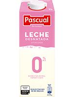 LECHE  PASCUAL  Desnatada 1 Litro