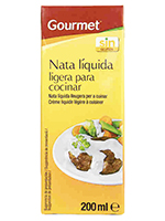 NATA COCINA GOURMET 18%MG. 200ml.