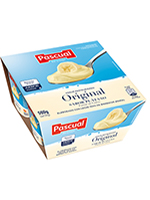 PASCUAL  YOGUR sabor PLATANO P 4
