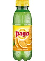 NARANJA Pet 33 cl. zumo  PAGO