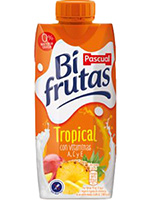BiFrutas 330ml. TROPICAL  Pascual