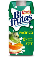 BiFrutas PACIFICO PACK 3x330ml.  PASCUAL