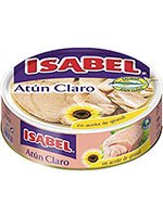 ATUN CLARO A/VEG.PANDE RO 1.800  ISABEL