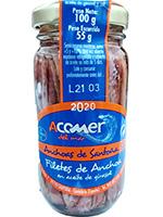 ANCHOA Tarro 100 Ac./Vegetal  ACOMER