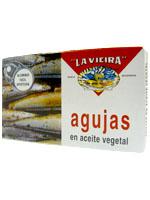AGUJAS en Ac/Vegeta RR 125 6/8 LA VIEIRA