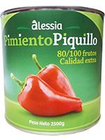 PIQUILLO Ent.3 kg Extr 80/100  ALESSIA