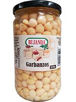 GARBANZOS Extra Tarro M 580  JOYAS