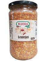 LENTEJAS Extra Tarro M 580  JOYA DE
