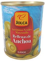 ACEITUNAS Rellenas Pack 3x120  JOLCA
