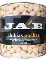 ALUBIAS  POCHAS  3 Kg.  JAE