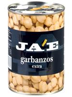 GARBANZOS Lata 1/2  Kg.  JAE