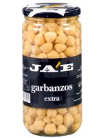 GARBANZOS Tarro 720   JAE