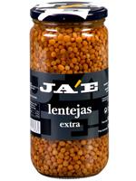 LENTEJAS Tarro 720   JAE