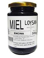 MIEL ENCINA Vidrio 500 gr.  LOYSAN