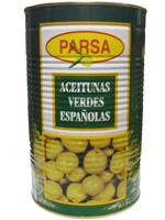 ACEITUNA S/Ancho 160/200 P.E.2 5 k PARSA