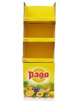 EXPOSITOR CARTON PAGO