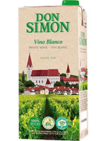 Vino BLANCO 1 Lt.  Don SIMON
