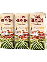 Vino Pack 3x187ml. TINTO  Don SIMON