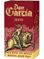 Vino TINTO 1 Lt.  Don GARCIA