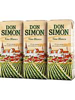 Vino Pack 3x187ml. BLANCO  Don SIMON