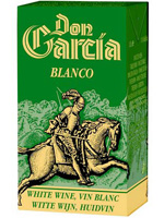 Vino BLANCO 1 Lt.  Don GARCIA