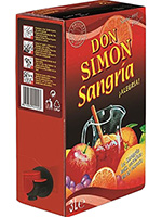 SANGRIA BOX  3 Lt.  Don SIMON