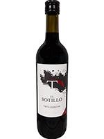 TINTO Botella 3/4 Pilfer  El SOTILLO