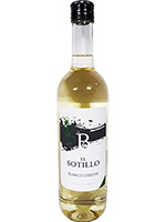 BLANCO Botella 3/4 Pilfer  El SOTILLO